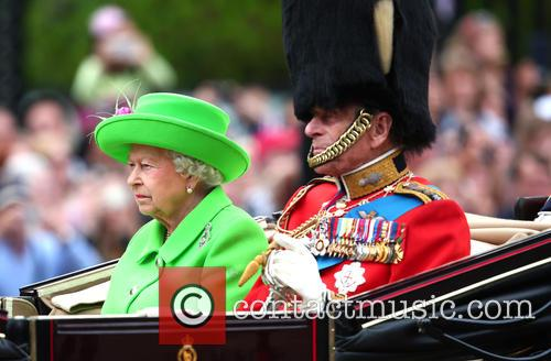 Queen Elizabeth Ii, Prince Philip and Duke Of Edinburgh 2