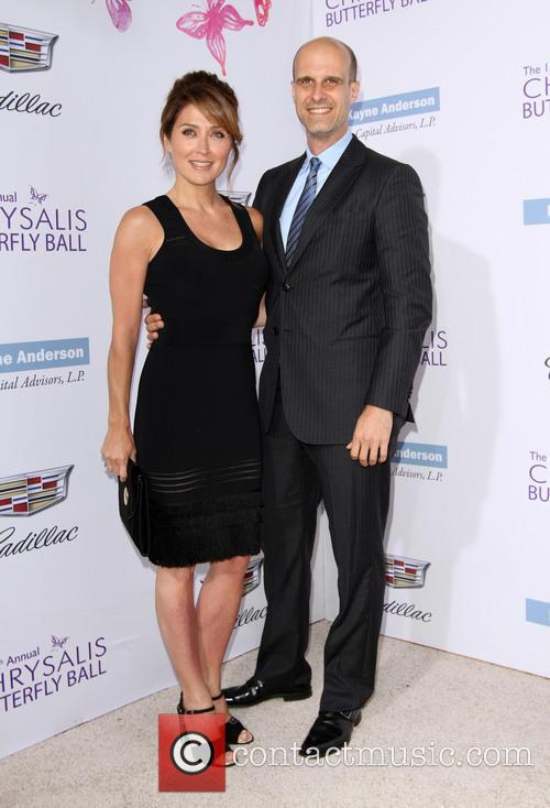 Sasha Alexander and Husband Edoardo Ponti 6