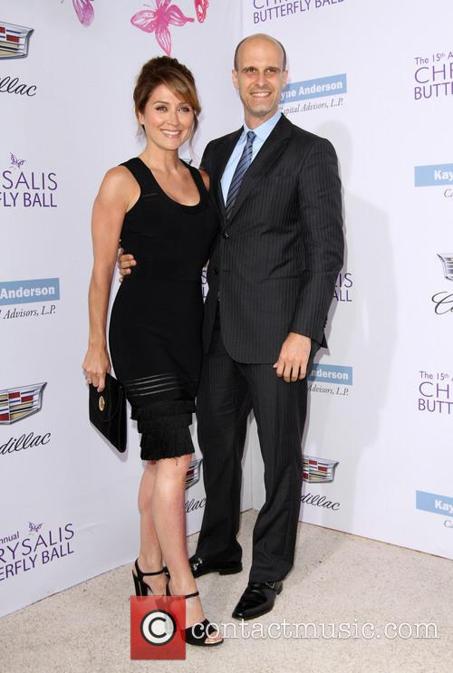 Sasha Alexander and Husband Edoardo Ponti 7