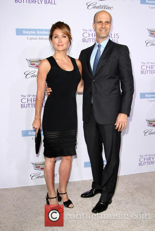 Sasha Alexander and Husband Edoardo Ponti 8