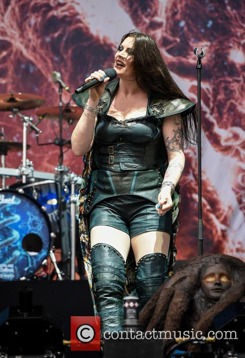 Nightwish and Floor Jansen 1