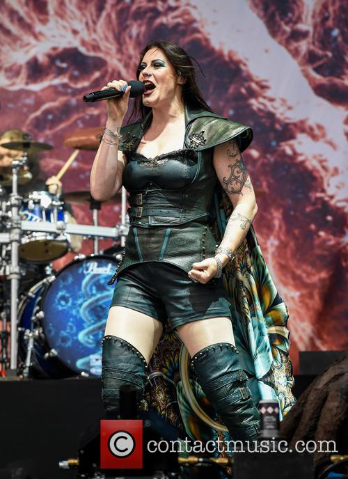 Nightwish and Floor Jansen 2
