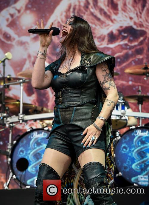 Nightwish and Floor Jansen 4