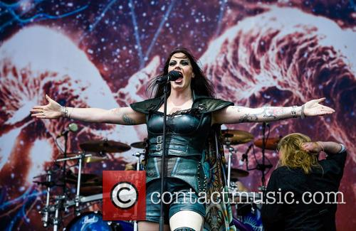 Nightwish and Floor Jansen 8