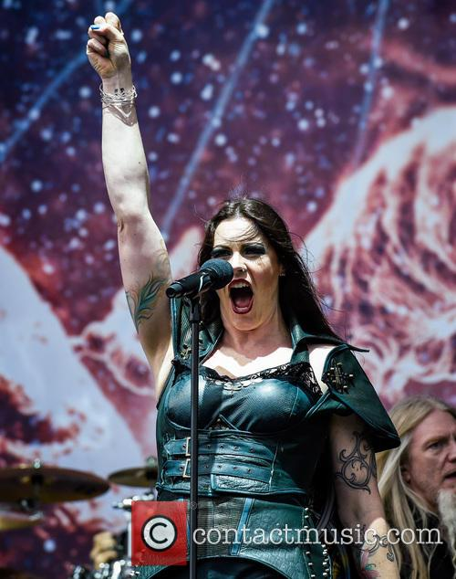 Nightwish and Floor Jansen 9
