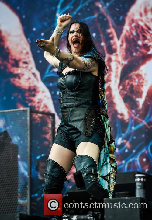 Nightwish and Floor Jansen 10