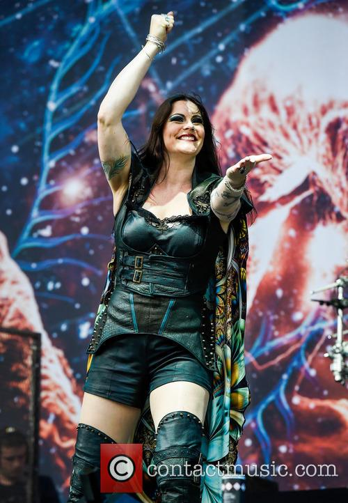 Nightwish and Floor Jansen 11