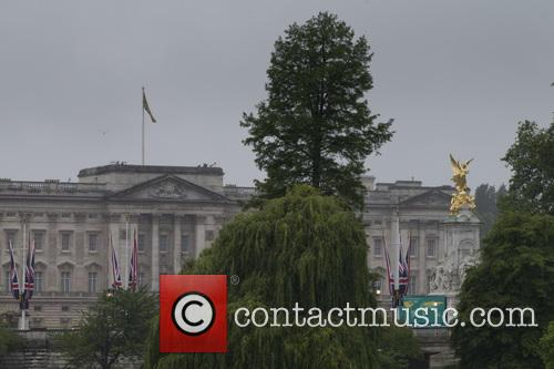 Celebrations in St James's Park for the Queen's...