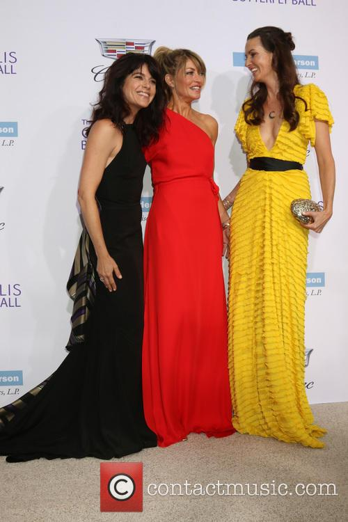 Selma Blair, Rebecca Gayheart and Liz Carey 1