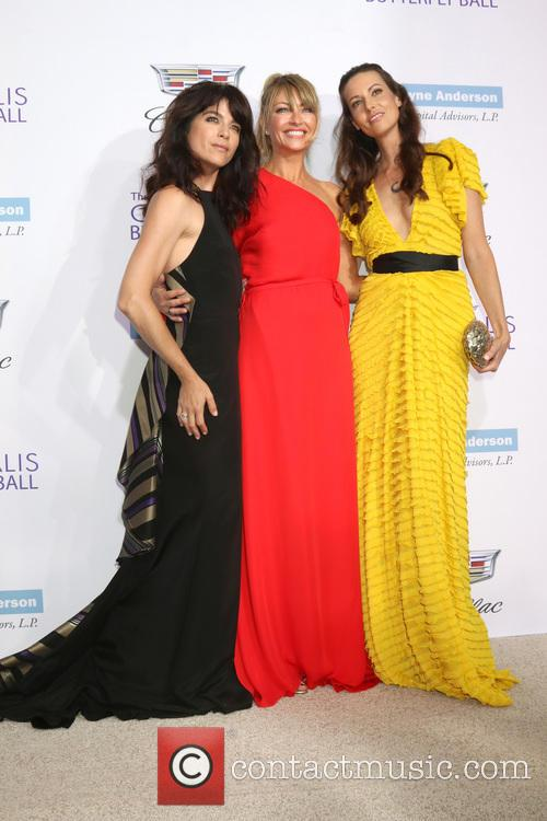 Selma Blair, Rebecca Gayheart and Liz Carey 2