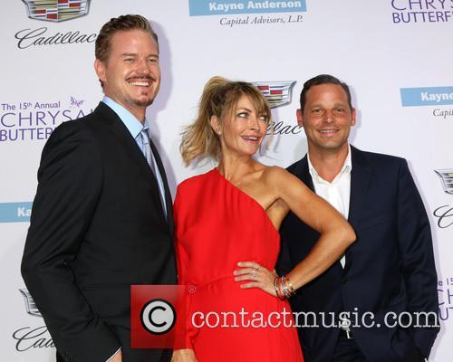 Eric Dane, Rebecca Gayheart and Justin Chambers 8