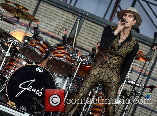 Perry Farrell and Janes Addiction 1