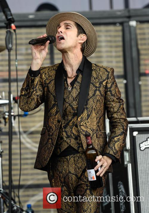 Perry Farrell and Janes Addiction 8