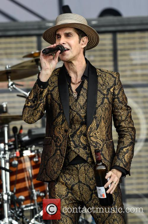 Perry Farrell and Janes Addiction 9