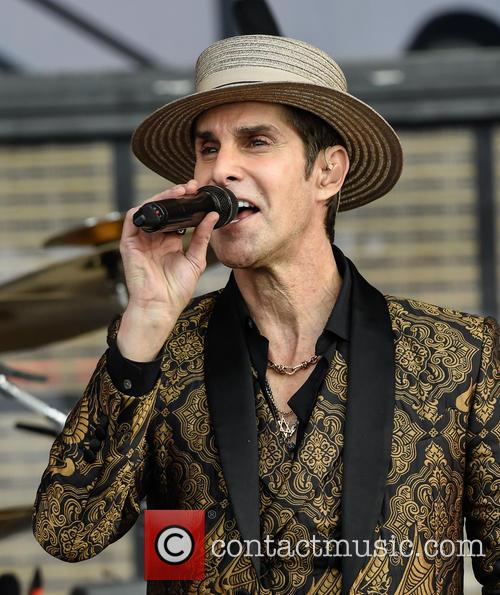 Perry Farrell and Janes Addiction 10