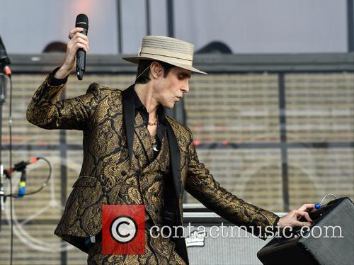 Perry Farrell and Janes Addiction 11