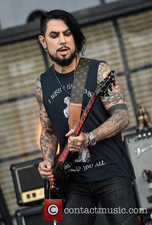 Dave Navarro and Janes Addiction 8