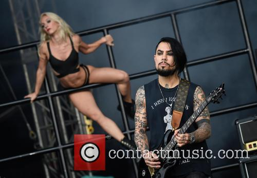 Dave Navarro and Janes Addiction 9