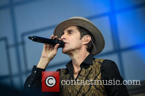 Perry Farrell and Janes Addiction
