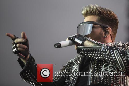 Adam Lambert and Queen 1