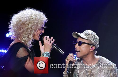 Pharrell and Little Big Town 3