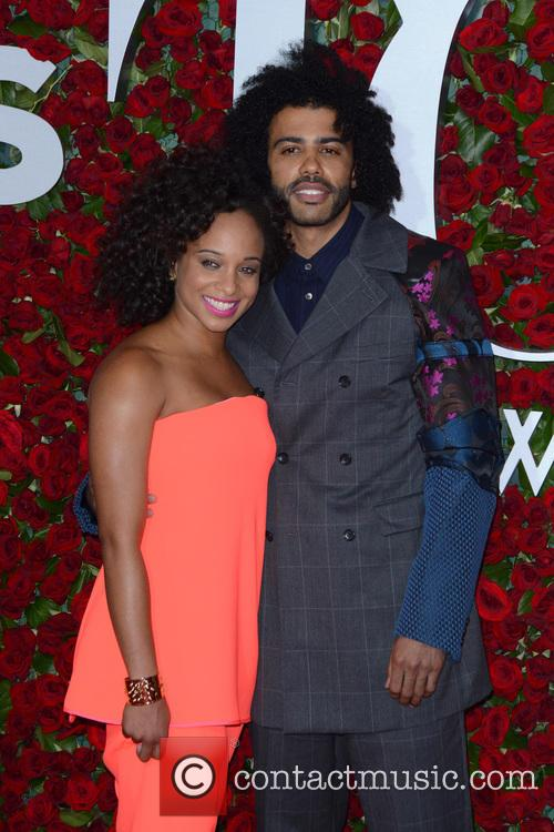 Jalene Goodwin and Daveed Diggs 1