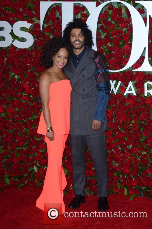 Jalene Goodwin and Daveed Diggs 2