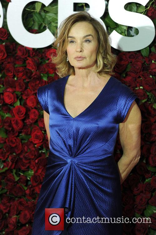 Jessica Lange at the Tony Awards