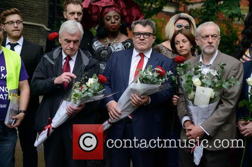 John Mcdonnell and Jeremy Corbyn 2