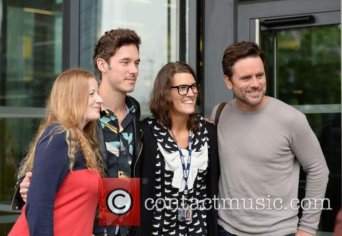 Sam Palladio and Charles Esten 4