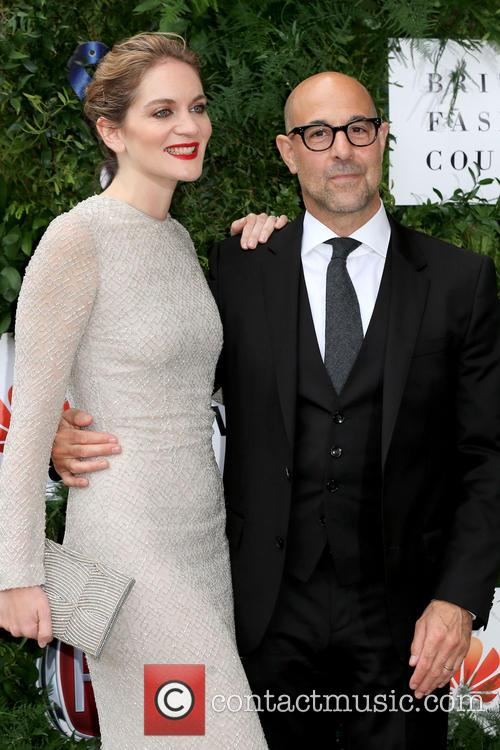 Stanley Tucci and Felicity Blunt 4