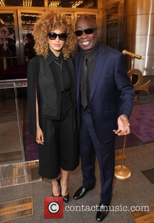 Andy Allo and Maceo Parker 5