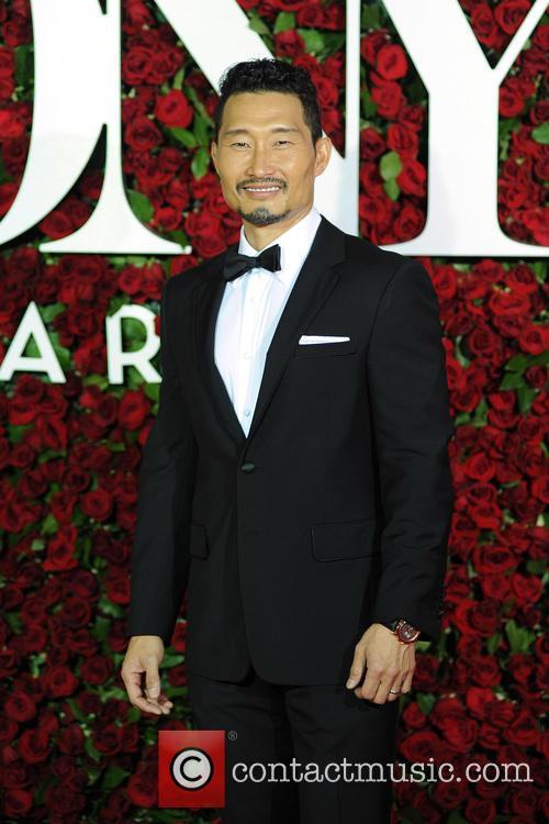 Daniel Dae Kim at the Tony Awards