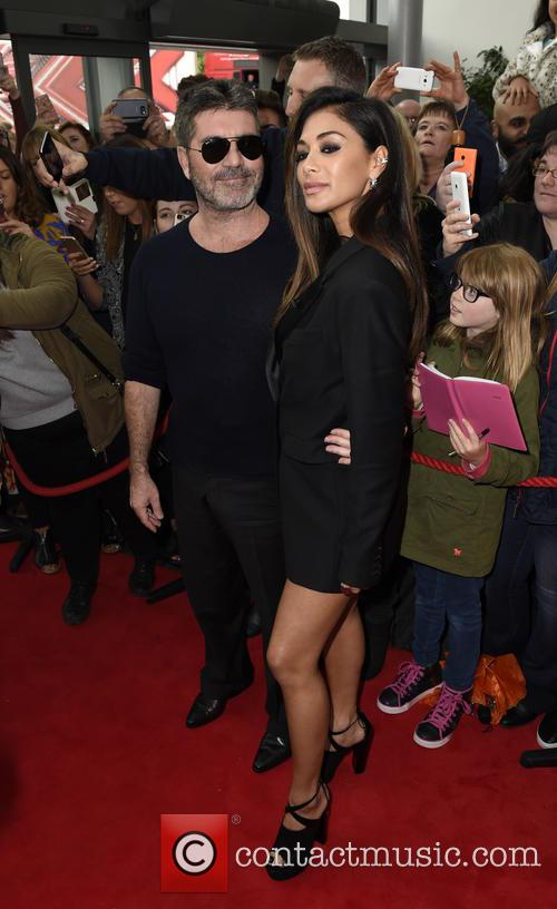 Simon Cowell and Nicole Scherzinger 11