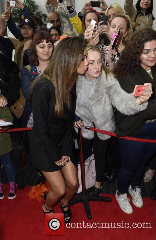 'X Factor' Manchester Auditions - Arrivals