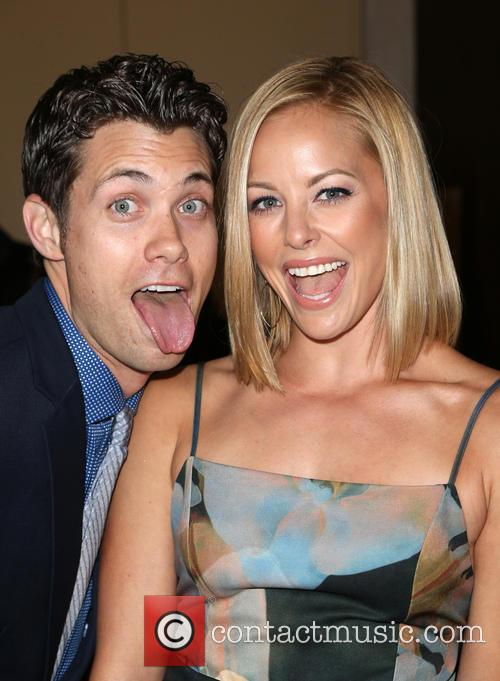 Drew Seeley and Amy Paffrath 1