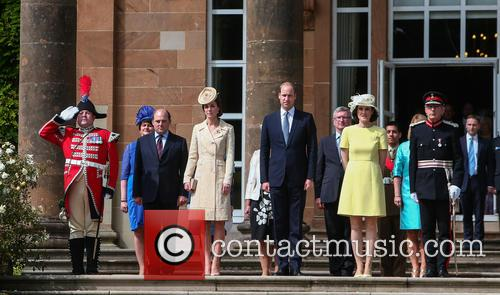 Prince William, Duke Of Cambridge, Catherine Duchess Of Cambridge, Kate Middleton and Theresa Villiers Mp 3
