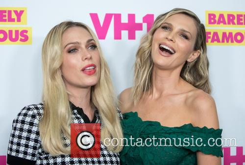 Actresses Erin Foster (l) and Sara Foster 4