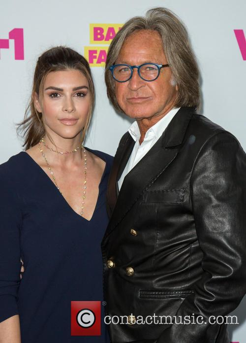 Mohamed Hadid (r) and Shiva Safai 2