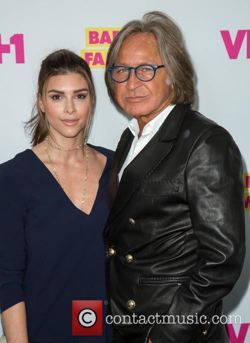Mohamed Hadid (r) and Shiva Safai