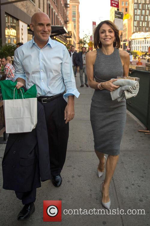 Bethenny Frankel and Dennis Shields 1