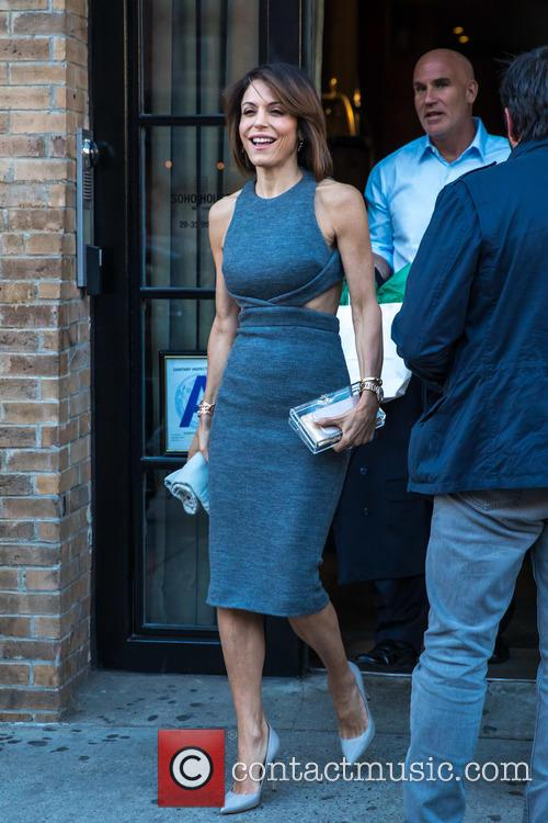 Bethenny Frankel and Dennis Shields 2