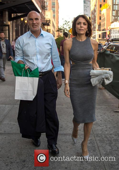 Bethenny Frankel and Dennis Shields 4