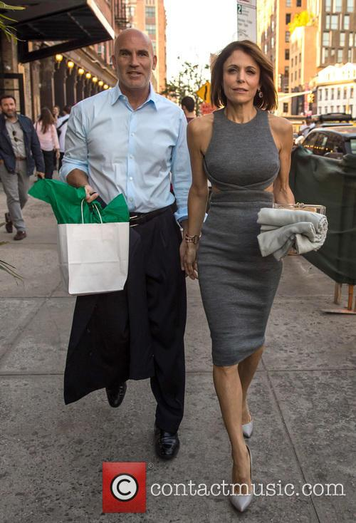 Bethenny Frankel and Dennis Shields 5