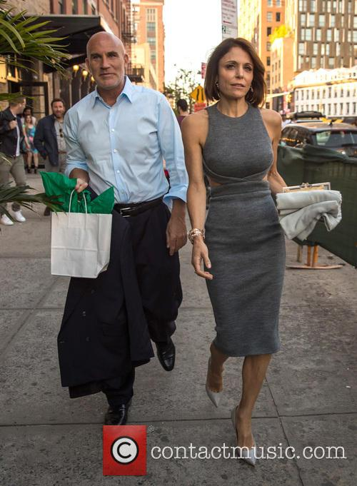 Bethenny Frankel and Dennis Shields 6