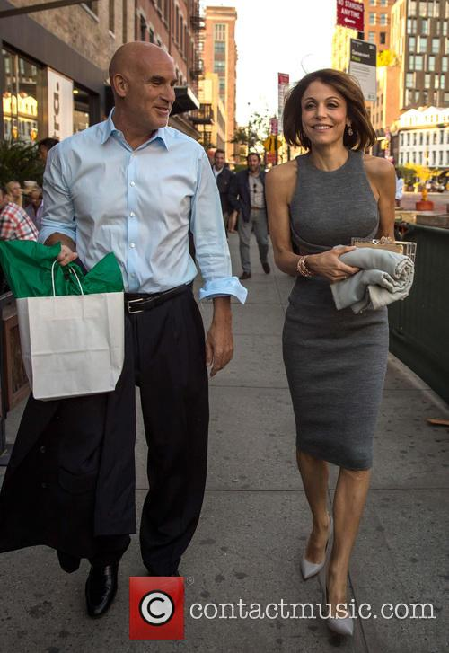 Bethenny Frankel and Dennis Shields 7