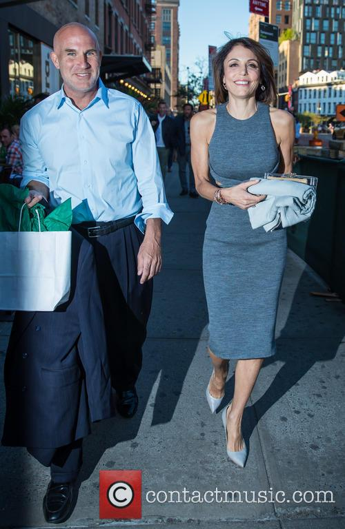 Bethenny Frankel and Dennis Shields 8
