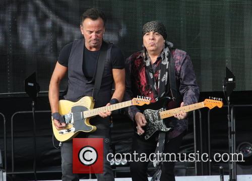 Bruce Springsteen and Steven Van Zandt 10