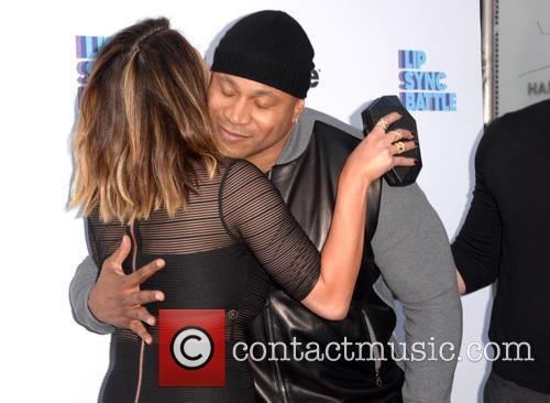 Chrissie Teigen and Ll Cool J 9
