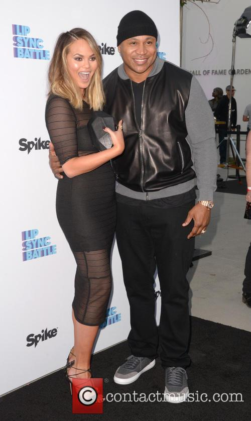 Chrissie Teigen and Ll Cool J 11